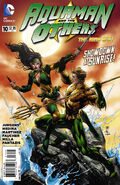 Aquaman and the Others Vol 1-10 Cover-1