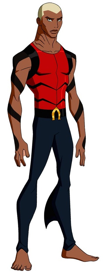 Batman The Brave And The Bold Aqualad