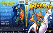 Adventures of aquaman dvd