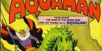 Aquaman Issue 9