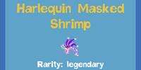 Harlequin Masked Shrimp