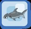 File:Fish Hammerhead Shark.png