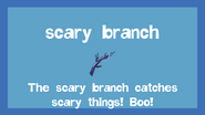 Rod Scary Branch 2