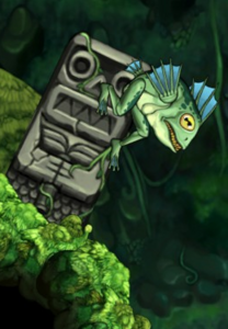 Fish enemy mermog