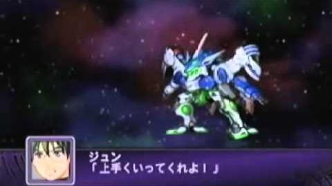 The 2nd Super Robot Wars Z - Genesis of Aquarion All Attacks