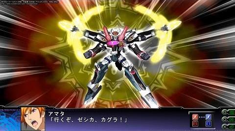 第3次スーパーロボット大戦Z 天獄篇 全武装 アクエリオンEVOL 1080p 60fps