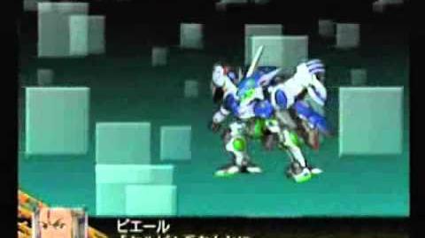 スーパーロボット大戦Z 創聖のアクエリオン 全武装 Part 1