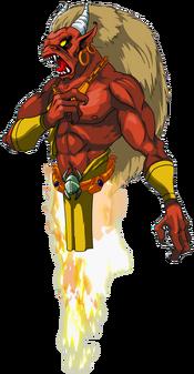 Fire Djinni