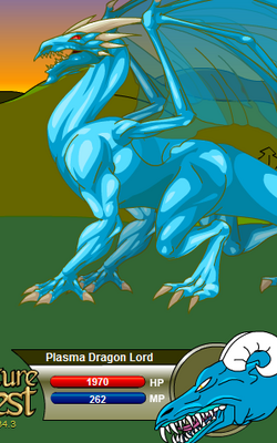Plasma Dragon Lord