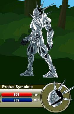 Protus Symbiote