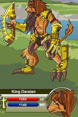 King Daraian