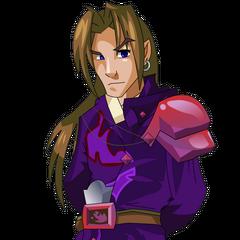 <b>Rude Falerin</b> - Looks like one of his Avatars, but isn't.