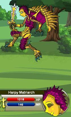 Harpy Matriarch