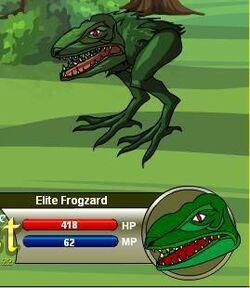Elite Frogzard
