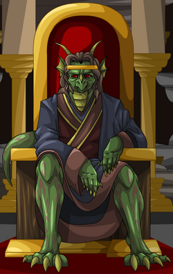 King Tralin