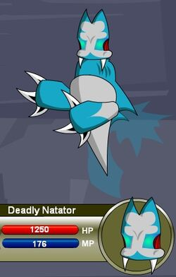 Deadly Natator