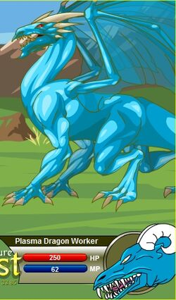 Plasma Dragon Worker