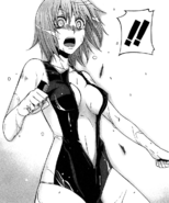 Fuji Alice's Torn Swimsuit
