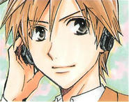 Hinohara's Headphone