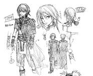 Mikusa Sketch Concept