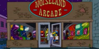 Noise Land Video Arcade