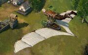 Experimental glider