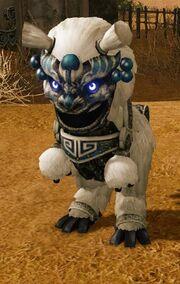 White leomorph