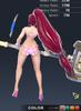 Summer Valle 3D In-Game Model Back Colour 1