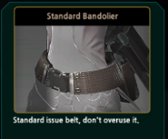 Renoah Standard Bandolier