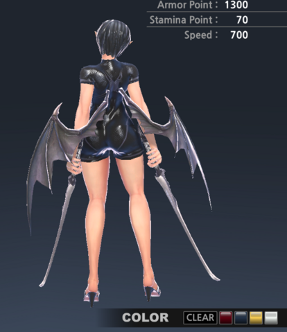 File:Summer Ridika 3D In-Game Model Back Clear Colour.png