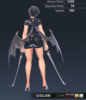 Summer Ridika 3D In-Game Model Back Clear Colour