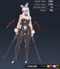 Premium Ridika 3D In-Game Model Front Colour 4