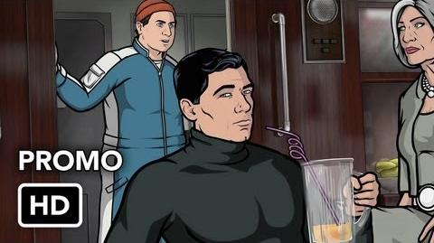"Archer 4x12 Promo ""Sea Tunt Part I"" (HD)"