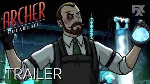 S8e7 Trailer - Archer Dreamland Gramercy, Halberd!