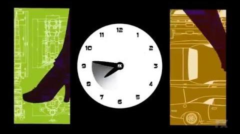 Archer - Title Sequence - Season 6