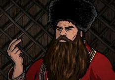 Manbear Turkman