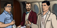 Archer Vice: Palace Intrigue: Part I