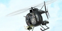 Le Chuffre's Helicopter