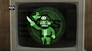 Pirate virus