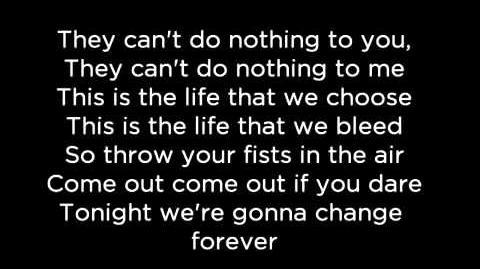 Kelly Clarkson People Like Us Lyrics