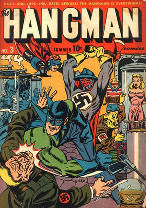 Hangman Comics Vol 1 3
