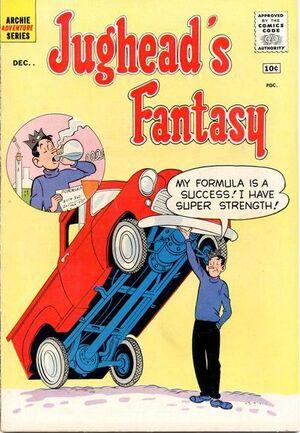 Jughead's Fantasy Vol 1 3
