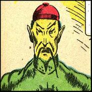 Dragon (Earth-MLJ) of Pep Comics Vol 1 1 0001