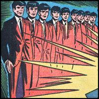 Falseface (Earth-MLJ) of Mighty Comics Vol1 45