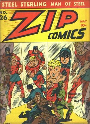 Zip Comics Vol 1 26