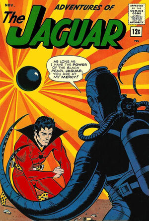 Adventures of the Jaguar Vol 1 15