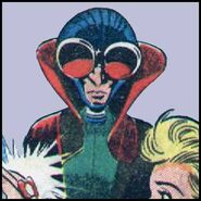 Turan (Earth-MLJ) of Adventures of the Fly Vol 1 01