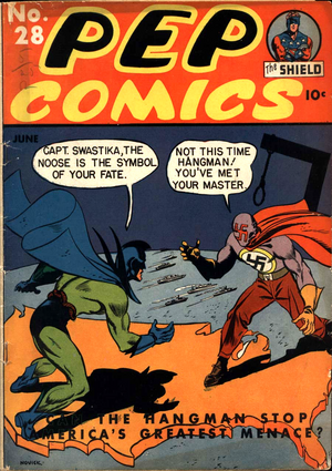 Pep Comics Vol 1 28