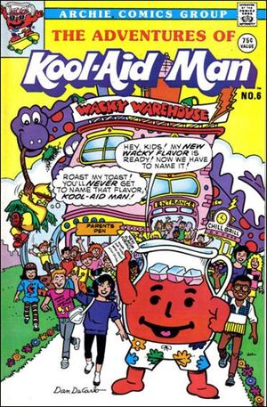 Adventures of Kool-Aid Man Vol 1 6