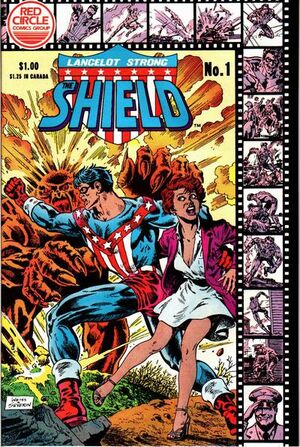 Lancelot Strong, the Shield Vol 1 1